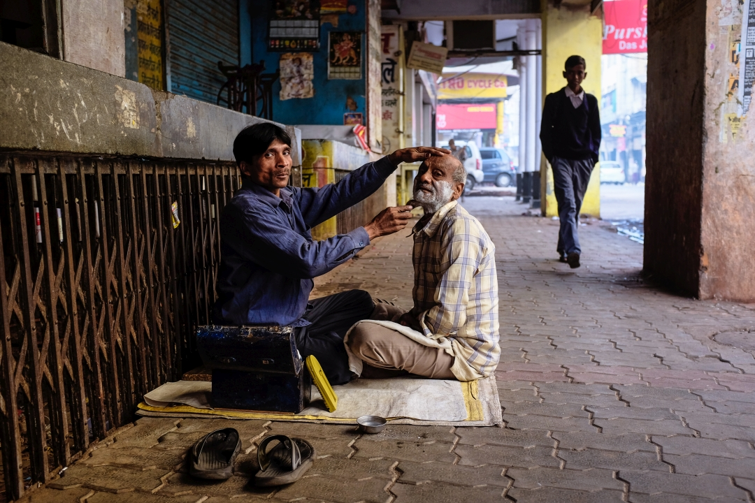 Close shave by siddhartha19