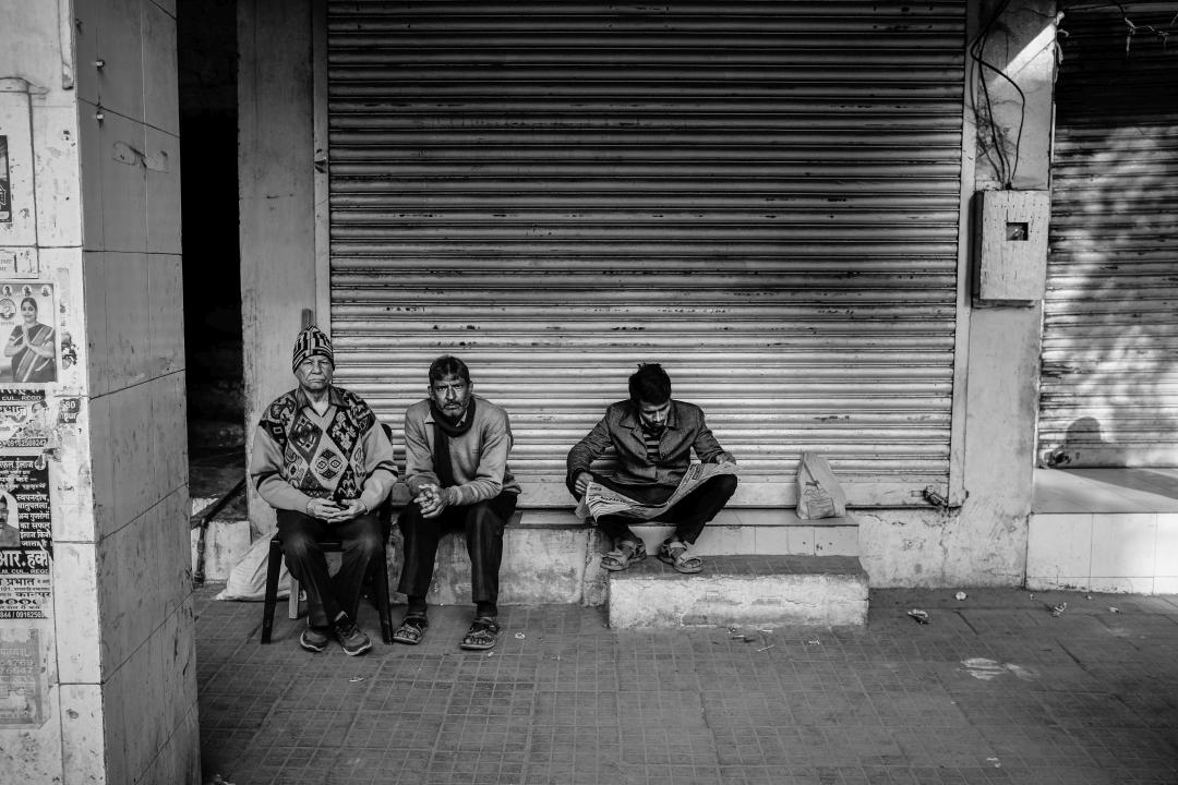 Trio by siddhartha19