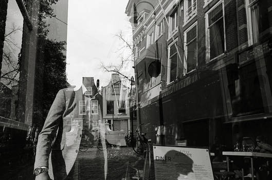 Reflections on city life 9