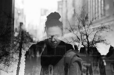 Reflections on city life - Portraits #1