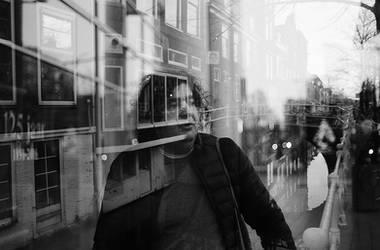 Reflections on city life - Portraits #2
