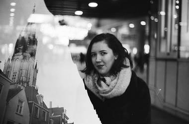 Reflections on city life - Portraits #4