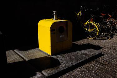Street colours - Yellow