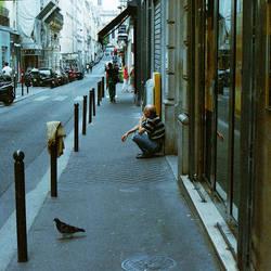 City life - Paris