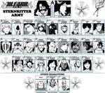 Bleach - Quincy Sternritter Army
