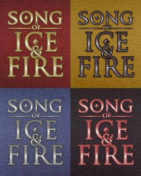 Song of Ice and Fire Banners
