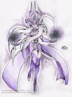 League of Legends - Syndra by MissKilvas