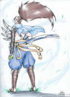 League of Legends - Yasuo by MissKilvas