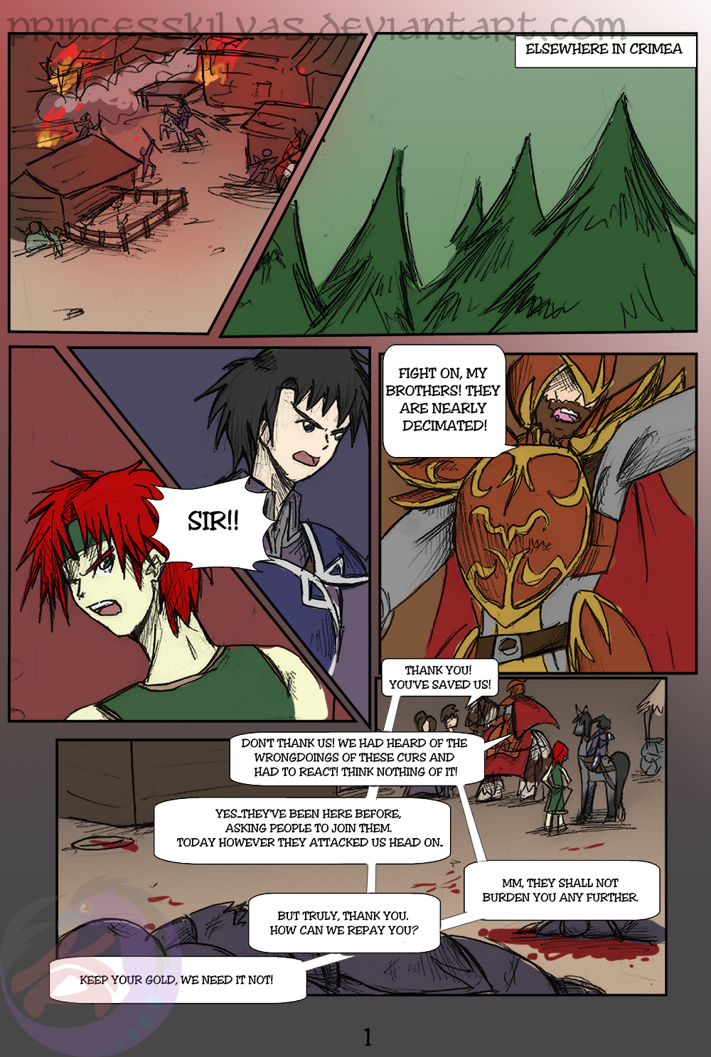 FEDV Chapter 4 - page 1 by MissKilvas