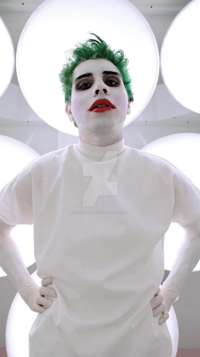 Joker Dentist by UnknownVerve