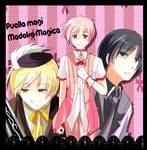 Madoka magica: Genderbender