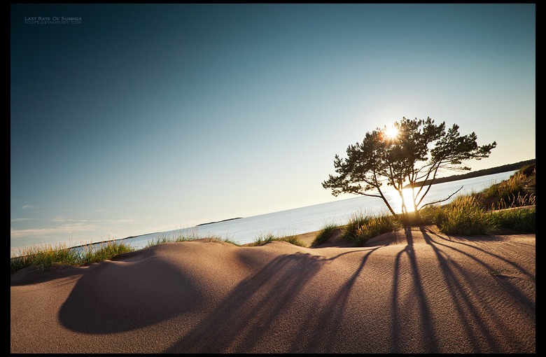 Last Rays Of Summer by RS-foto