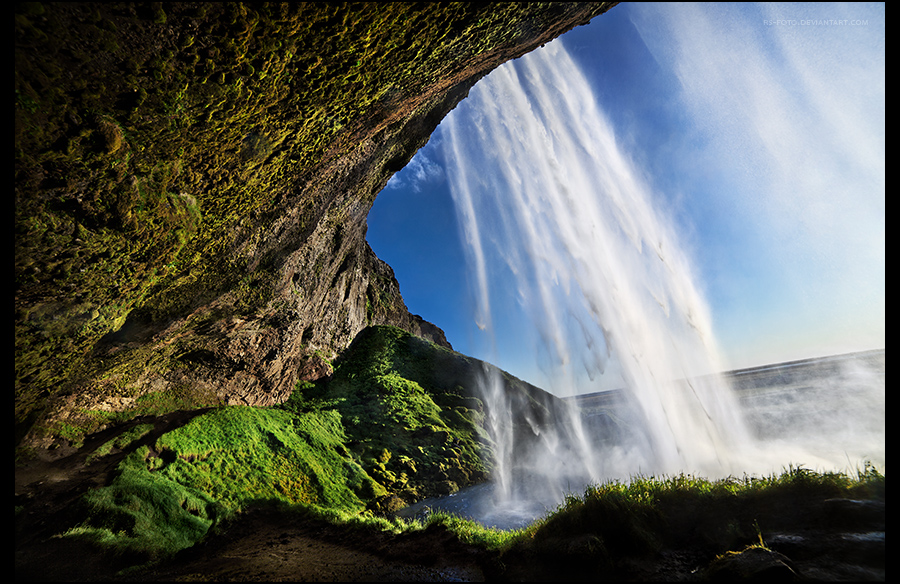 Seljalandsfoss by RS-foto