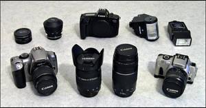 My -old- equipment