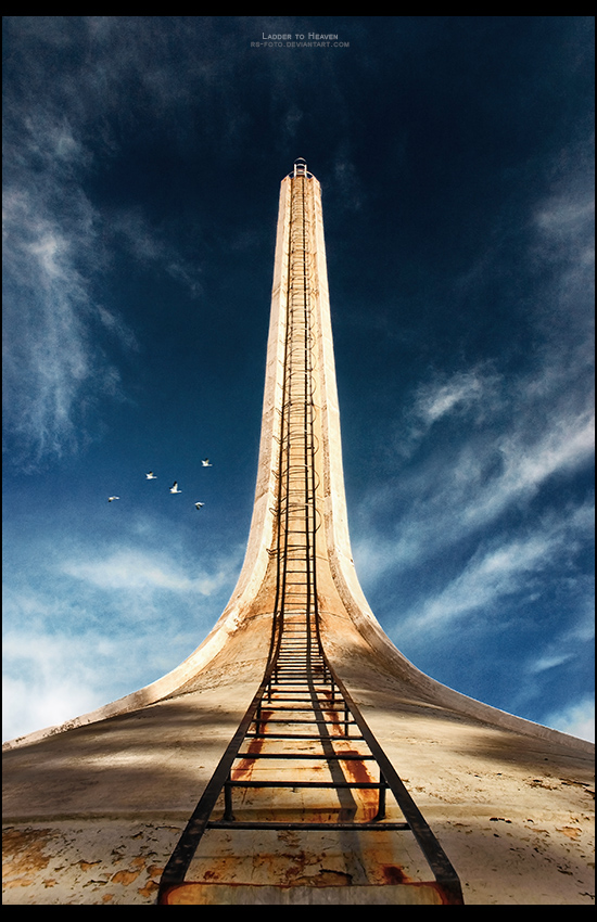 Ladder to Heaven by RS-foto
