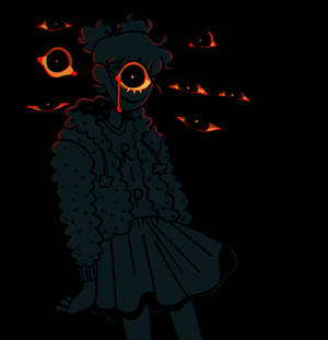 Goretober 13: eyes
