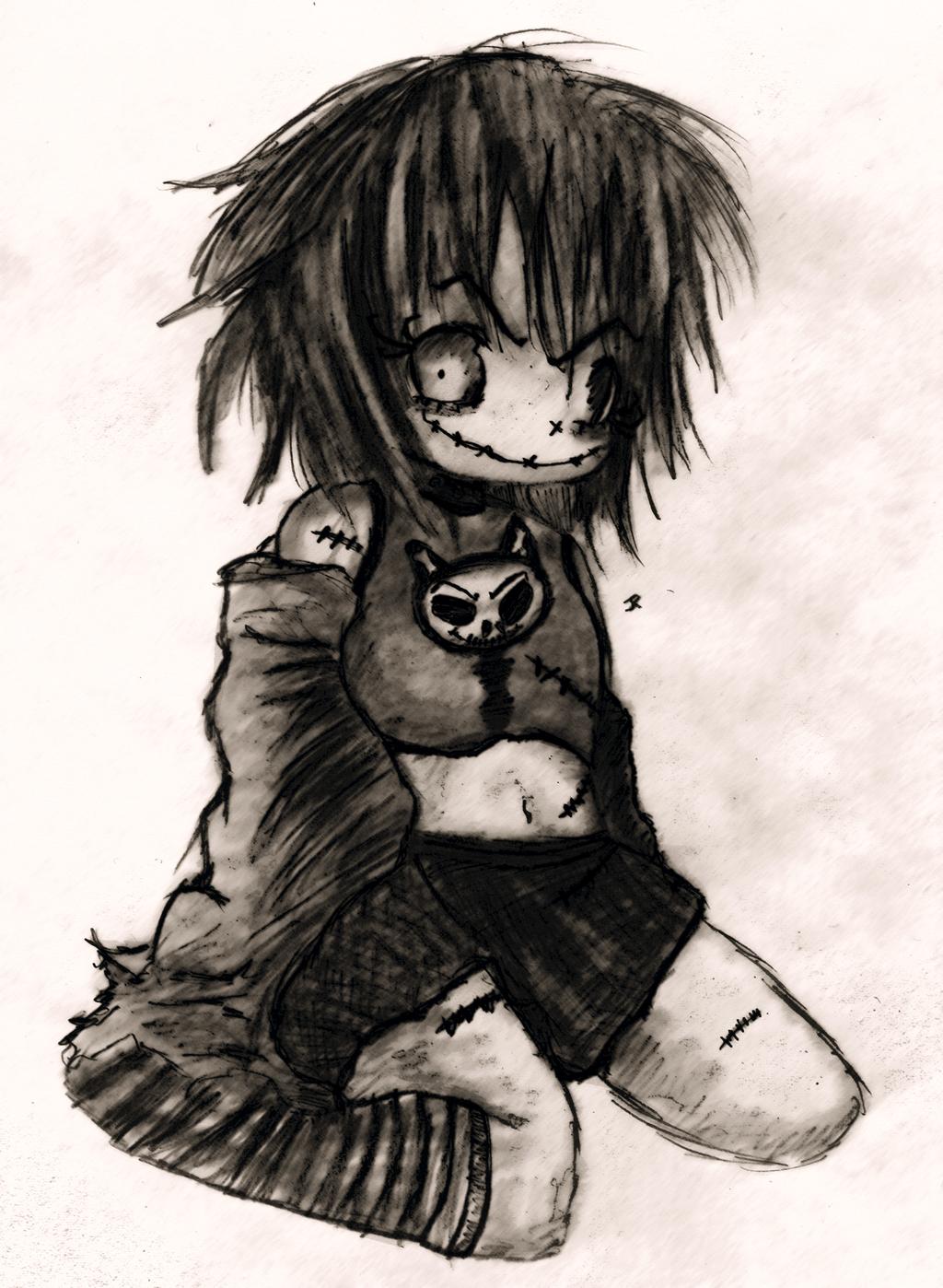Adorable Macabre by JayceRan
