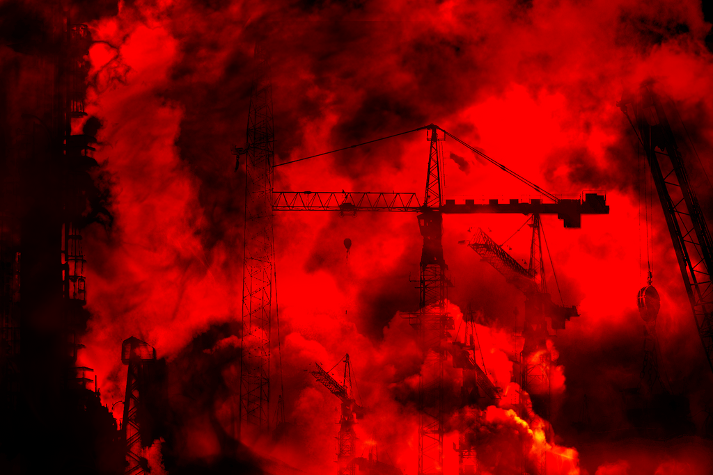 Industrial Killer by JayceRan