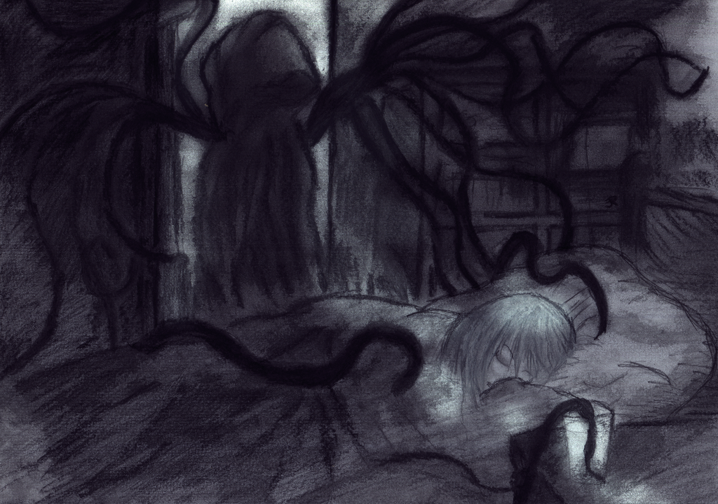 The Nightmare by JayceRan