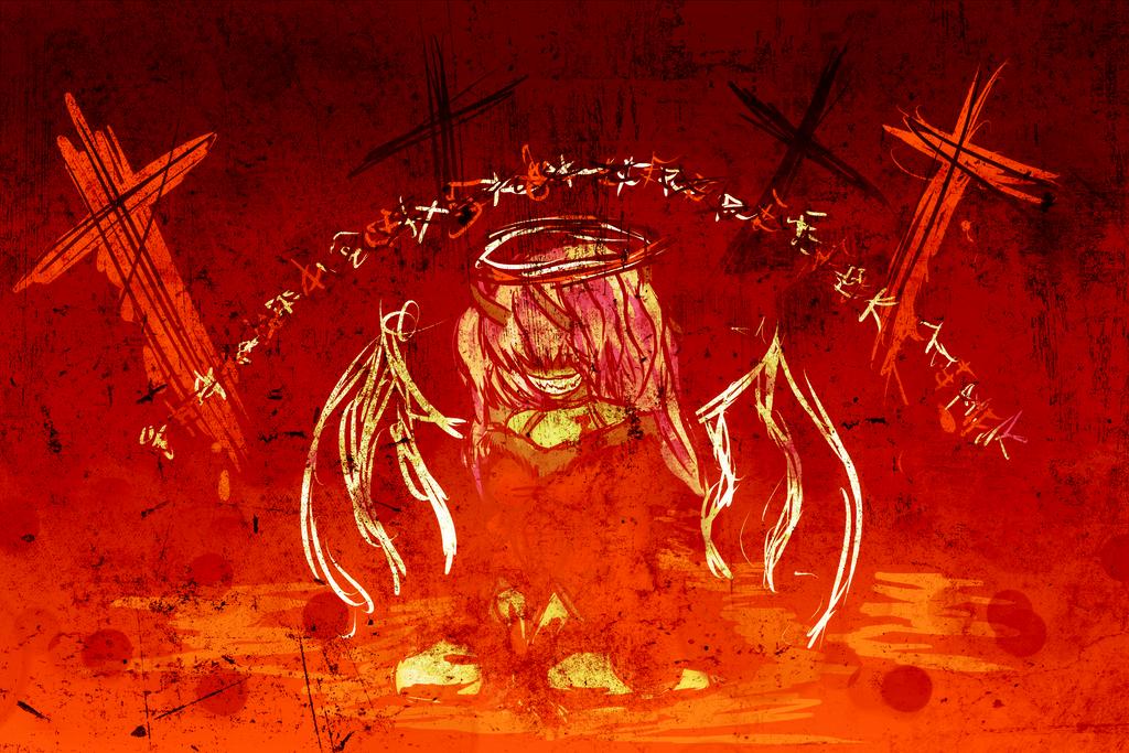 Hikaru The Demon by JayceRan