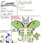 Connor - OC