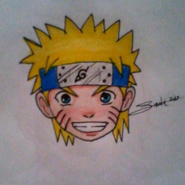 Naruto by RebeccaSirota