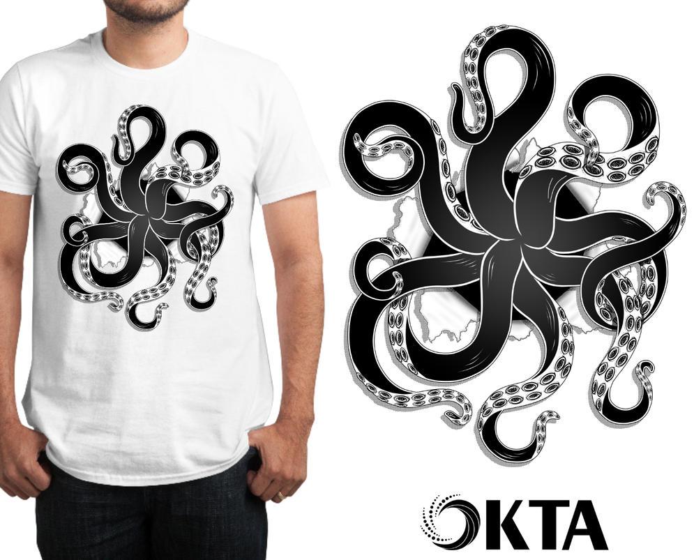 Tentacles by Qbaska
