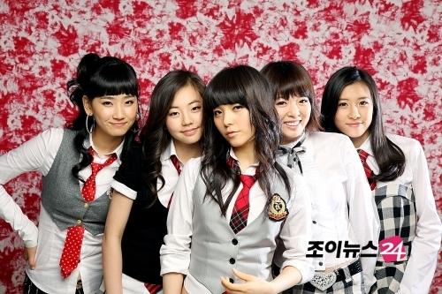 Wonder Girls by Gummi-Bear-07