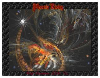 phoenix rising by wolffreeborn
