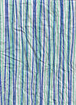 Crinkled Striped Tissue