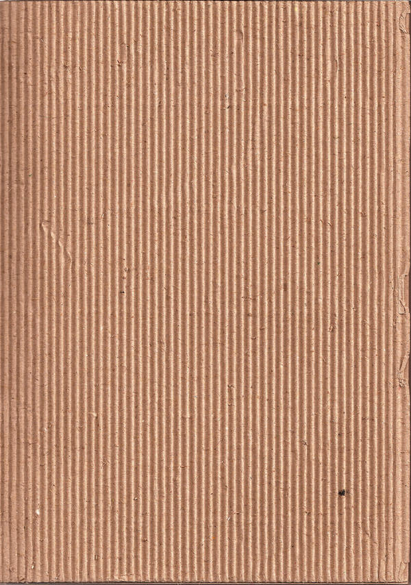 Lined Brown Paper