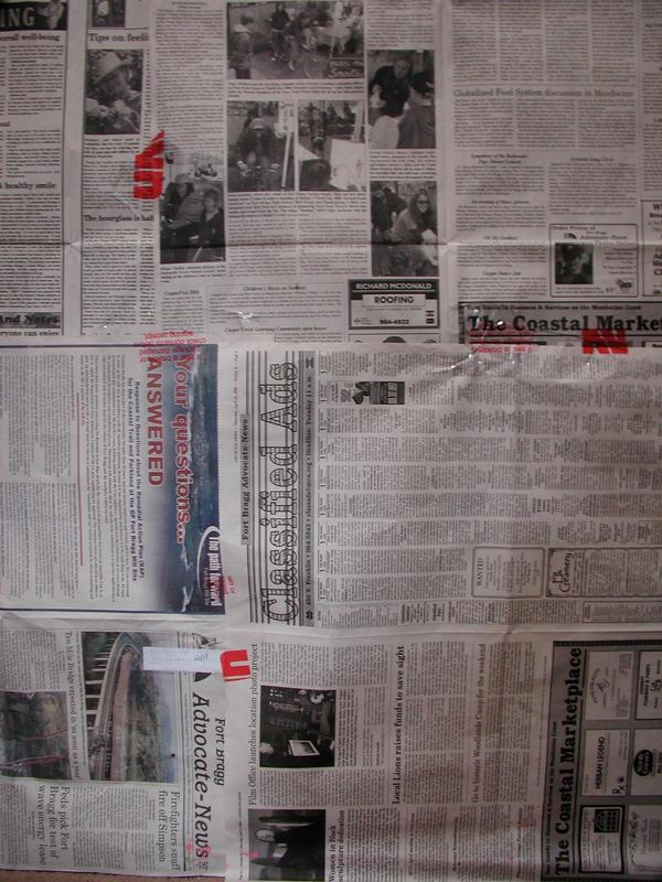 Newspaper by kizistock