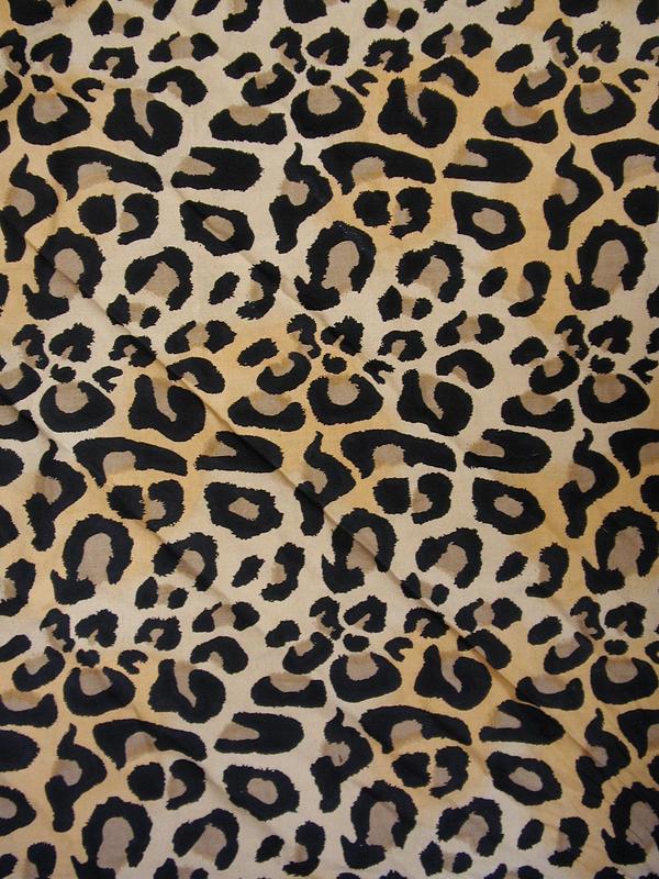 Leopard Print Bandana by kizistock