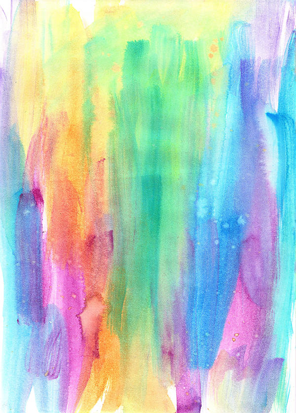 Summer Watercolor by kizistock