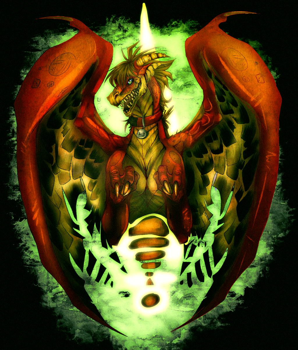 Dregonard by azaskal