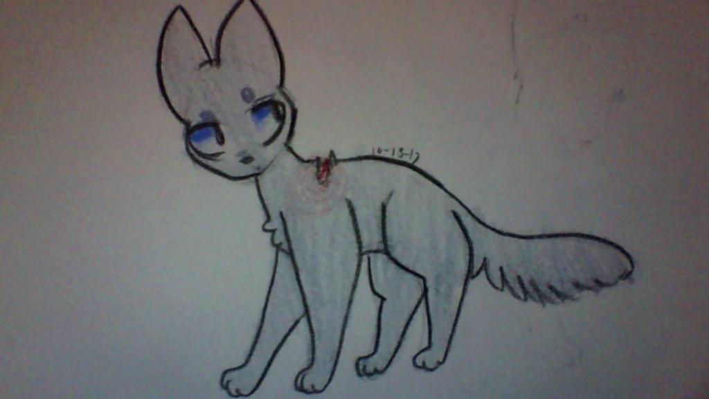 Bluestar redraw by Nftyfox