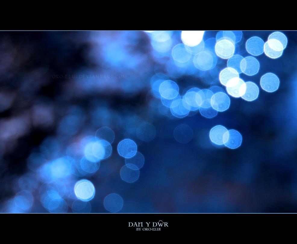 Dan Y Dwr. by oro-elui