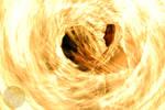 inside the Fire. by oro-elui