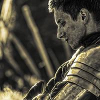 Nostalgia of the Knight. by oro-elui
