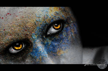The Dark Side of Me. by oro-elui