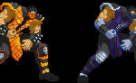 Ninjas MK by lord-master