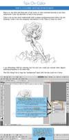 Color Tutorial Part 5: Coloring Sketches Digitaly