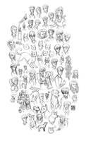 Sketch Dump 002