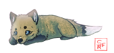 Sleep, Barlow by StupidRainbowFox