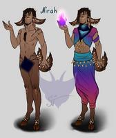 Nirah [New Character] by NemytThorleif