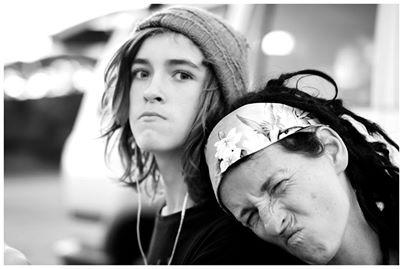 Finn and Mev by huckleberryfinned