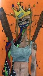 Broken Crown (Traditional Version) by HeckinStessed71