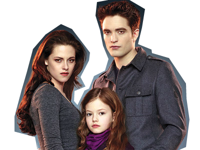 Renesmee, Bella and Edward Png by ArzCullenEditions on ...  Renesmee, Bella...