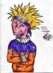 sasuke ate all the ramen fullC by nasasie