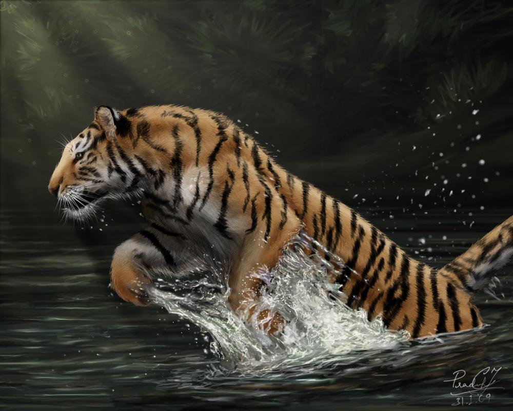 Maharaja of the Jungle by Simba022